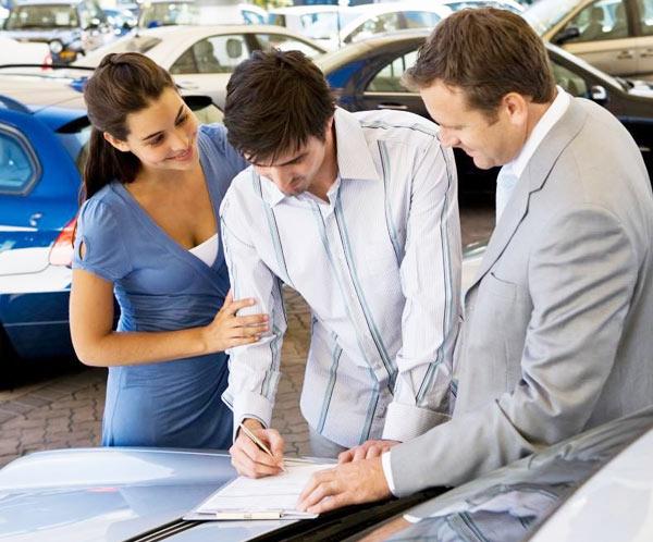 Помощь в продаже вашего автомобиля