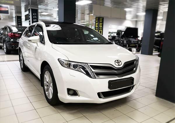 Toyota Venza I Рестайлинг
